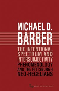 Cover The Intentional Spectrum and Intersubjectivity