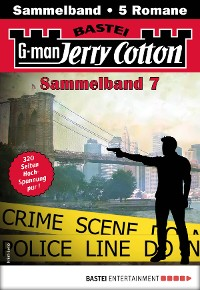 Cover Jerry Cotton Sammelband 7 - Krimi-Serie