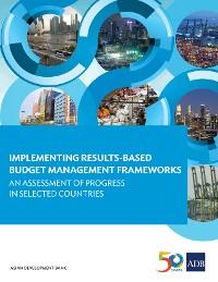 Cover Implementing Results-Based Budget Management Frameworks