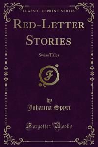 Cover Red-Letter Stories