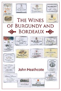 Cover The Wines of Burgundy and Bordeaux
