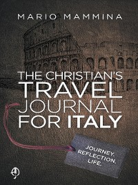 Cover The Christian's Travel Journal for Italy