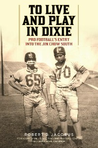 Cover To Live and Play in Dixie
