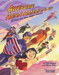 Cover Awesome Asian Americans