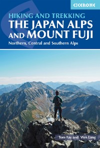 Cover Hiking and Trekking in the Japan Alps and Mount Fuji