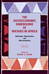 Cover The Socioeconomic Dimensions of HIV/AIDS in Africa