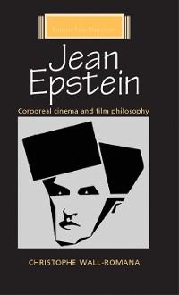Cover Jean Epstein