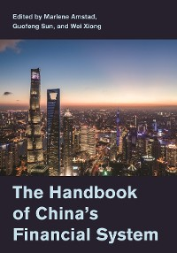 Cover The Handbook of China's Financial System