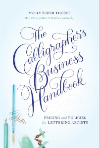 Cover The Calligrapher's Business Handbook
