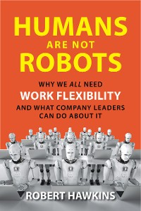 Cover Humans Are Not Robots