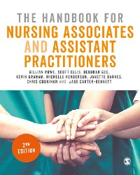 Cover The Handbook for Nursing Associates and Assistant Practitioners