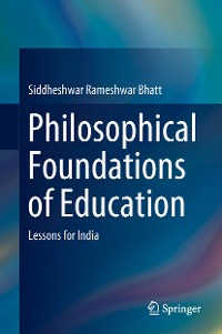 Cover Philosophical Foundations of Education