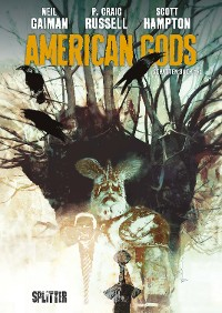 Cover American Gods. Band 1