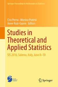 Cover Studies in Theoretical and Applied Statistics