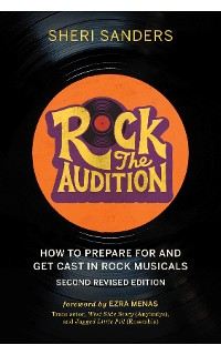 Cover Rock the Audition