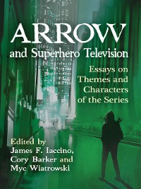 Cover Arrow and Superhero Television