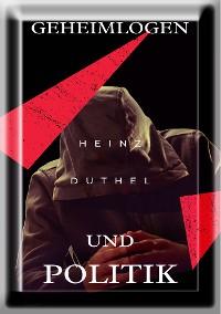 Cover »Globale Geheimlogen und Politik«