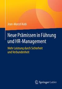 Cover Neue Prämissen in Führung und HR-Management
