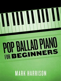Cover Pop Ballad Piano for Beginners