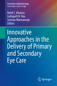 Cover Innovative Approaches in the Delivery of Primary and Secondary Eye Care