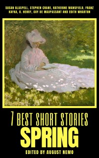 Cover 7 best short stories - Spring