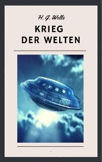 Cover H. G. Wells - Krieg der Welten