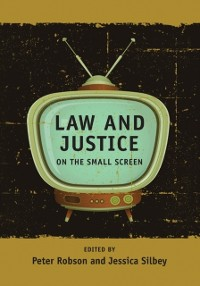 Cover Law and Justice on the Small Screen
