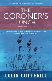 Cover Coroner's Lunch