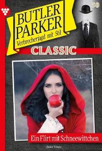 Cover Butler Parker Classic 50 – Kriminalroman