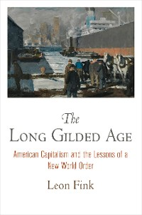 Cover The Long Gilded Age