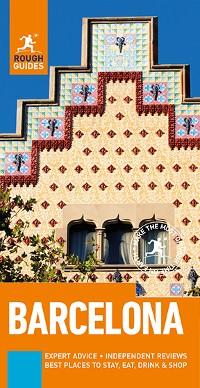 Cover Pocket Rough Guide Barcelona (Travel Guide eBook)
