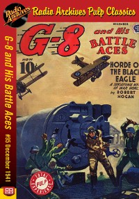 Cover G-8 and His Battle Aces #95 December 194