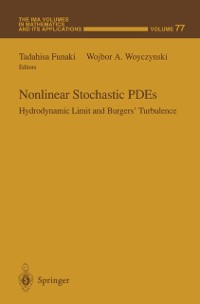 Cover Nonlinear Stochastic PDEs