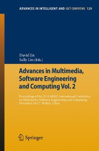 Cover Advances in Multimedia, Software Engineering and Computing Vol.2