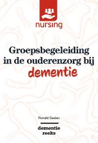 Cover Groepsbegeleiding in de ouderenzorg bij dementie