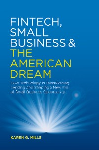 Cover Fintech, Small Business & the American Dream