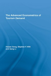 Cover Advanced Econometrics of Tourism Demand