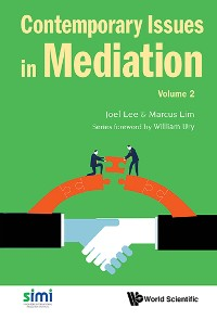 Cover Contemporary Issues In Mediation - Volume 2
