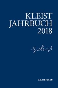 Cover Kleist-Jahrbuch 2018