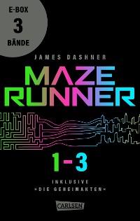 Cover Maze Runner-Trilogie - Die Auserwählten