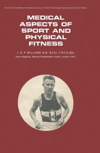 Cover Medical Aspects of Sport and Physical Fitness