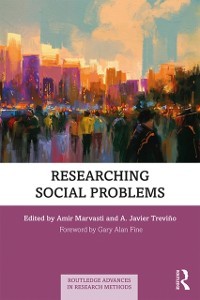Cover Researching Social Problems