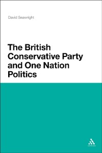 Cover British Conservative Party and One Nation Politics