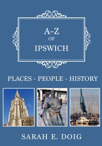 Cover A-Z of Ipswich