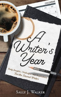 Cover A WRITER'S YEAR