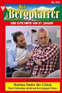 Cover Der Bergpfarrer 243 – Heimatroman