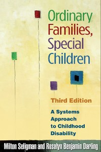Cover Ordinary Families, Special Children, Third Edition
