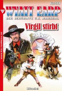 Cover Wyatt Earp 208 – Western