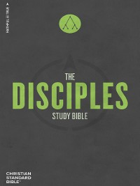 Cover CSB Disciple's Study Bible