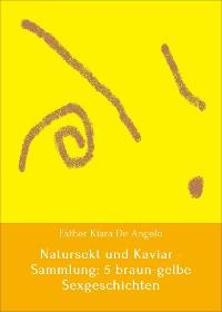 Cover Natursekt und Kaviar Geschichten (Sammelband)